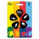 Медиаторы Planet Waves 1CBK6-10B2 Meet The Beatles  10шт, толстые