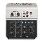 Микшерный пульт Soundking MIX02-1A (мини), 6 каналов