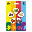 Медиаторы Planet Waves 1CWH6-10B3 Beatles Albums  10шт, толстые