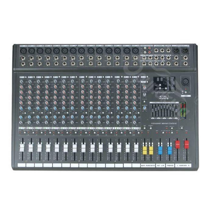 Микшерный пульт Soundking AS1804CED, 18 каналов