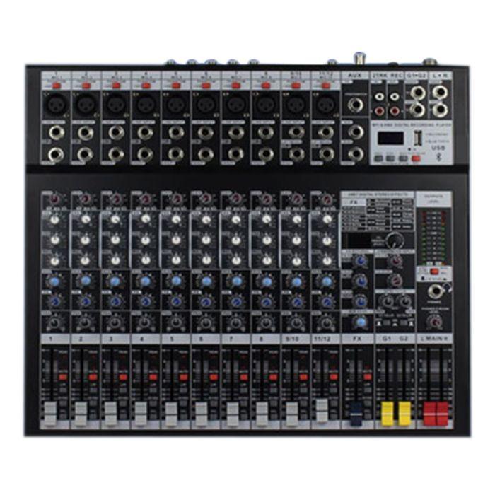 Микшерный пульт Biema MX-12T, 6 каналов