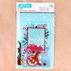 Ацетатные карточки в наборе «Уютный Новый Год», 10 × 17,5 см