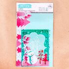 Ацетатные карточки в наборе «Волшебного Нового Года», 10 × 17,5 см