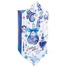 Сборная коробка‒конфета «С Новым годом!», 9.3 × 14.6 × 5.3 см