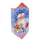 Сборная коробка‒конфета «Доброго Нового года», 14 х 22 х 8 см
