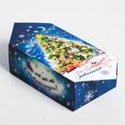 Сборная коробка‒конфета «Пусть сбудутся заветные мечты», 14 × 22 × 8 см