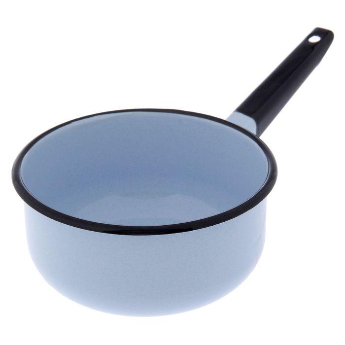 Ковш 1,5 л, цвет серо-голубой