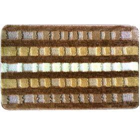Коврик MARATHON 50х80, цвет коричневый