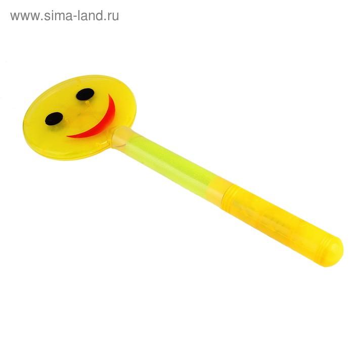 "Световая палочка ""Смайл мордочка-улыбка"""