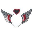 "Carnival headband ""Wings"""