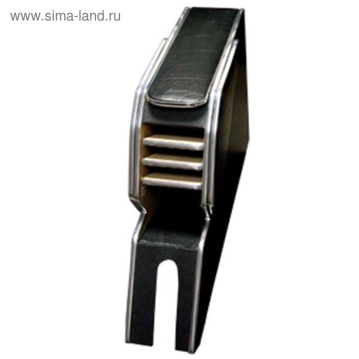 Подлокотник ВАЗ 2101-07 ЛЮКС, чёрный