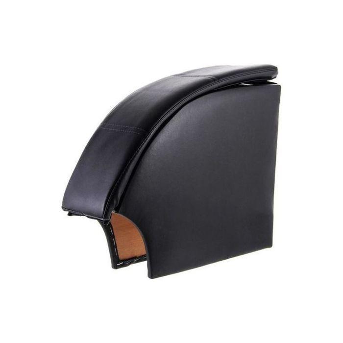 Подлокотник ВАЗ 2101-07 мягкий, чёрный