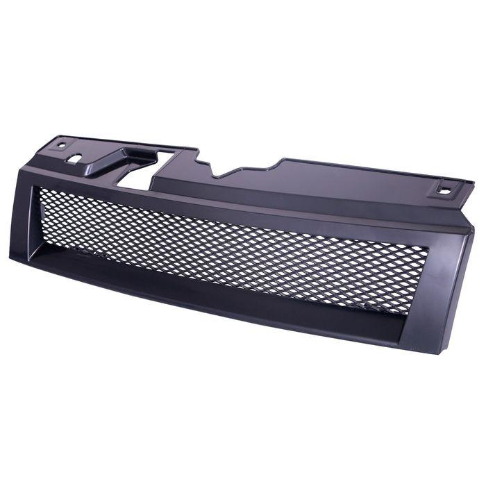 Решётка радиатора ВАЗ 2110-12, сетка-спорт, некрашеная