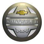 Защита запасного колеса Chevrolet Niva, с эмблемой,млечный путь