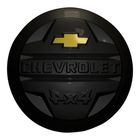 Защита запасного колеса Chevrolet Niva, с эмблемой