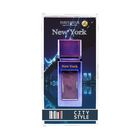 "Ароматизатор в дефлектор ""City Style"" New York"