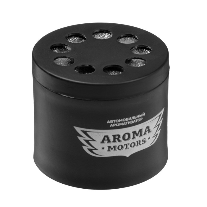 Ароматизатор гелевый Grass «Aroma Motors» BLACK STAR, 100 мл - фото 1742975