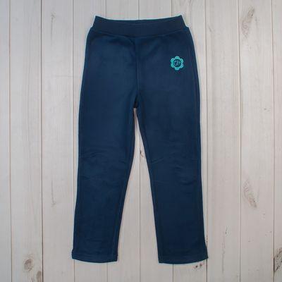 Брюки для девочки, рост 110 см, цвет тёмно-синий