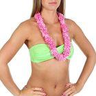 Ожерелье гавайское, цвета МИКС