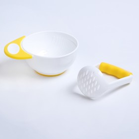 A kit for making baby food, from 0 months., MIX color