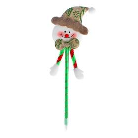 "Handle ""Cheerful snowman"""