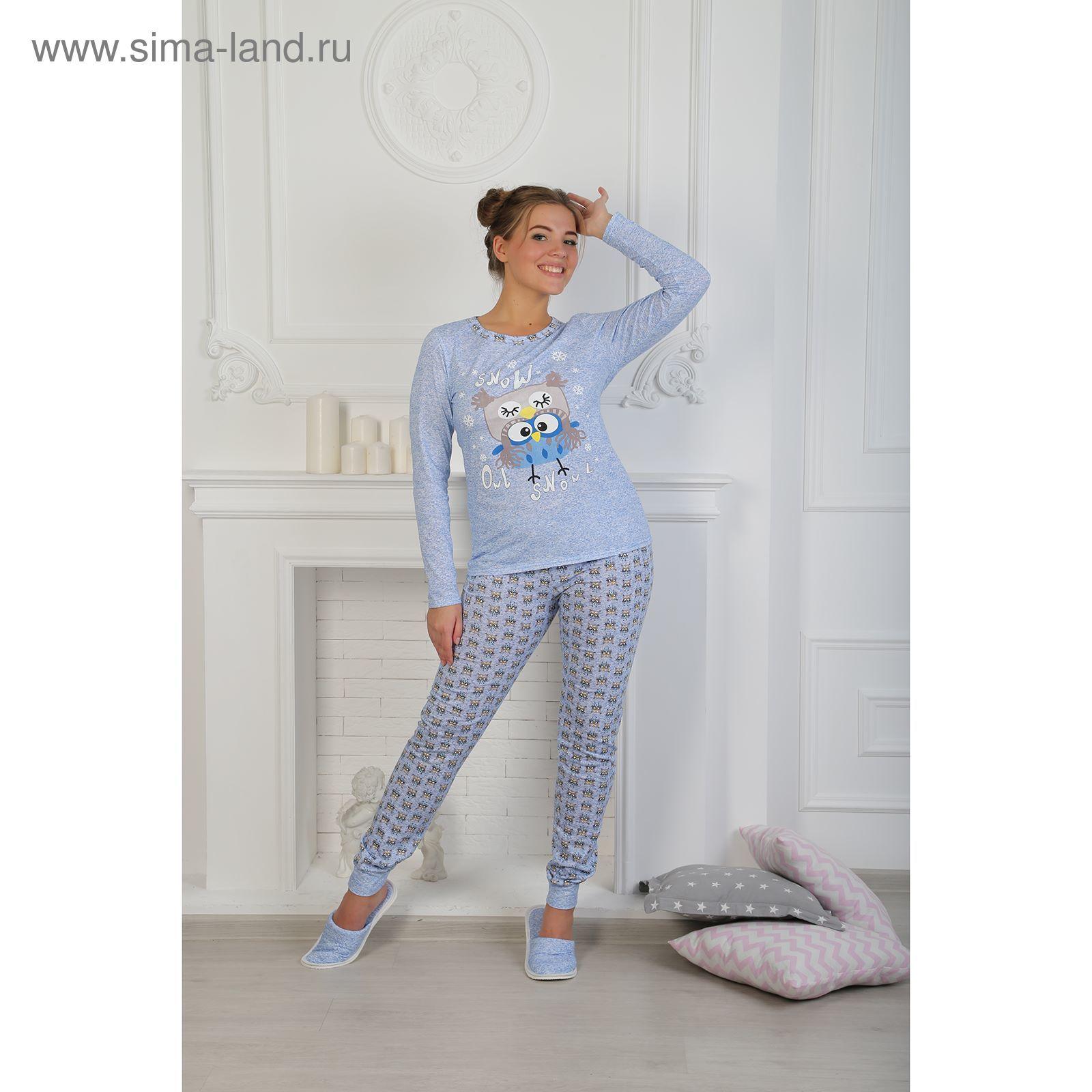 Пижама женская (джемпер d21ad2fffaf58
