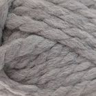 """Пряжа """"Lora"""" 80% акрил, 20% шерсть 35м/100гр (791 серый ) - фото 1743250"""