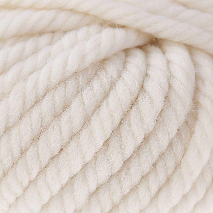 "Пряжа ""Pure wool plus"" 100% шерсть 30м/100гр (208) - фото 1743473"