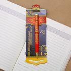 """Ручка металлическая """"Для гениальных мыслей и потрясающих идей"""""""