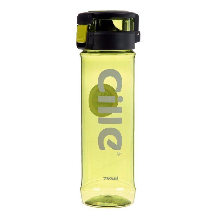 """Бутылка для воды """"Cille"""", 730 мл, с сеточкой, микс, 7х25 см"""
