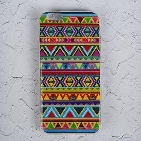 Чехол Luazon для iPhone 6 Plus, орнамент MZF-0013 Ош