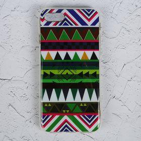 Чехол LuazON для iPhone 7, орнамент MZF-0045 Ош