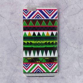 Чехол LuazON для iPhone 6 Plus, орнамент MZF-0045 Ош
