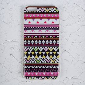 Чехол Luazon для iPhone 6 Plus, орнамент MZF-0026 Ош