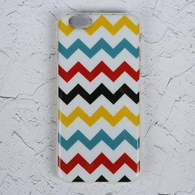 Чехол LuazON для iPhone 6/6S, орнамент MZF-231 Ош