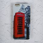 Чехол Luazon для iPhone 6 Plus, Phone booth