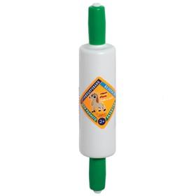 Скалка для моделирования детская пластиковая JOVI