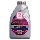 Моторное масло Лукойл Мото 4Т sae 10W-40  1л