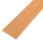 Цоколь, H=100 мм, L=4 м, ламинированный, фактурный, цвет бук