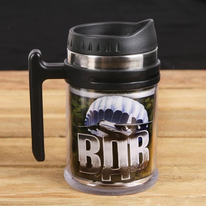 "Thermo mug ""VDV"", 500 ml"