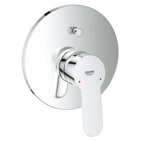 Смеситель для ванны GROHE BauEdge, со встраиваемым механизмом