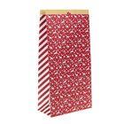 Пакет крафтовый «Яркий праздник», 32 х 64 х 16 см