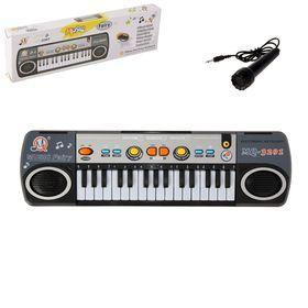 """Синтезатор """"Юный музыкант"""", 32 клавиши"""
