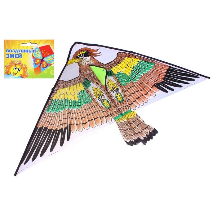 Воздушный змей «Птица», с леской