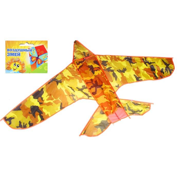 Воздушный змей «Самолёт», с леской
