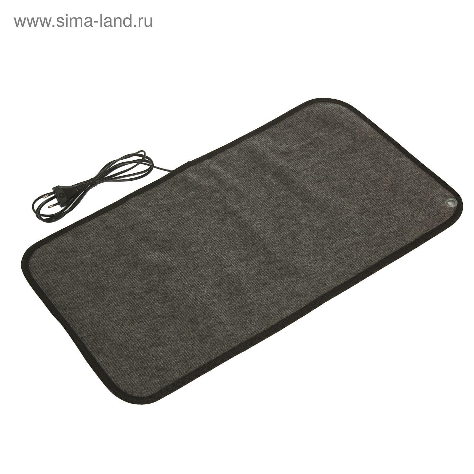 bc5d629fa18e Теплый коврик для сушки обуви ТК-1, 40 Вт, 660х360 мм, серый ...