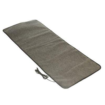 Теплый коврик для сушки обуви ТК-3б серый