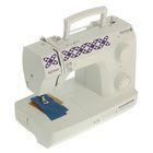 Швейная машина Astralux 542 Quilt, 21 операция, петля полуавтомат, белая