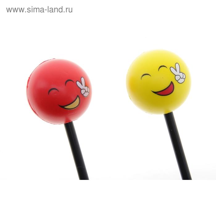 "Палка-антистресс ""Смайл будет OK!"", цвета МИКС"