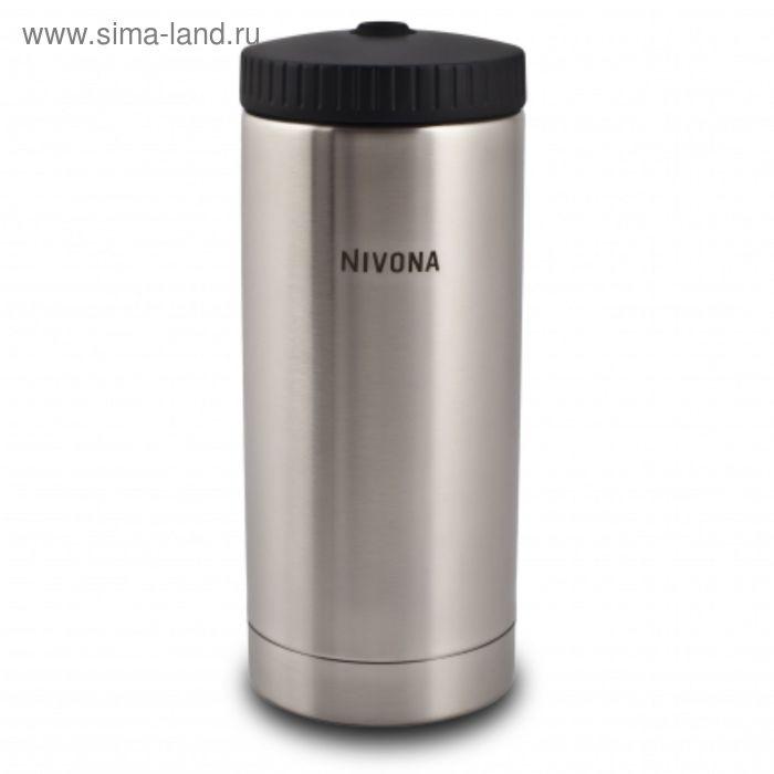 Термос Nivona NICT 500, для молока, нержавеющая сталь, 0.5 л